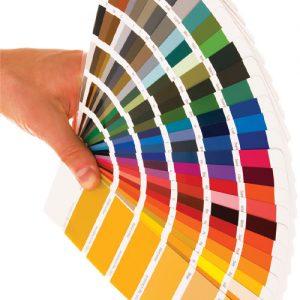 اجرای رنگ تخصصی UPVC