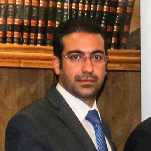 سیاوش قاضی اعظمی - نائب رئیس