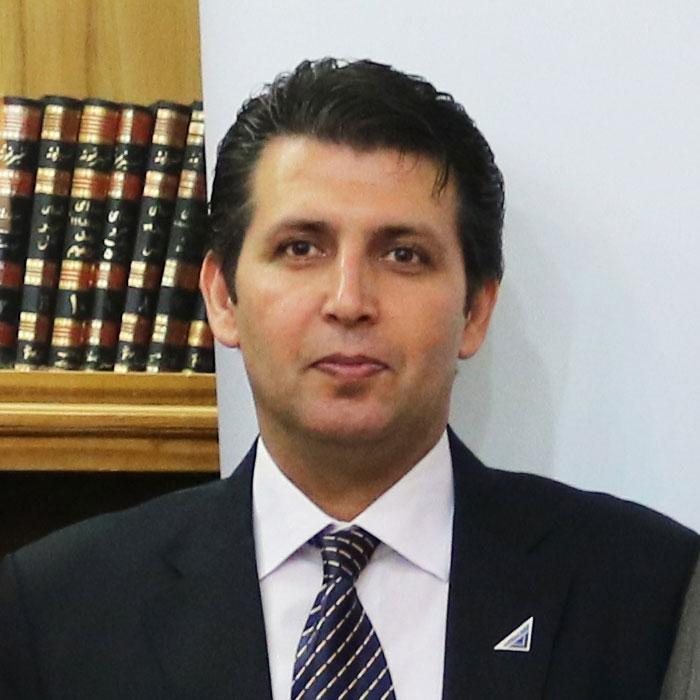 محمود وردان - مدیر کارخانه