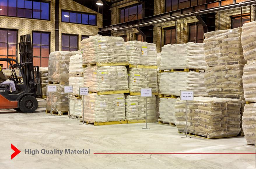 ویستابست - مواد اولیه با کیفیت ( فرمولاسیون)
